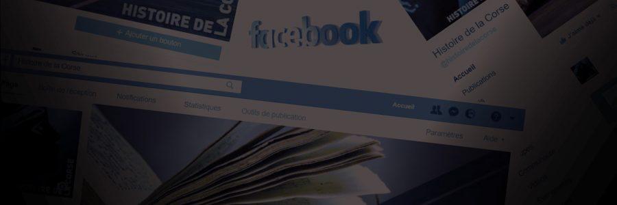 Rendez-vous sur Facebook !